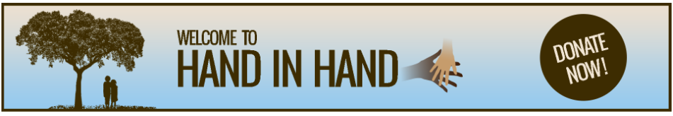 Hand in Hand Kids logo