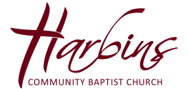 Harbins Community Baptist Church logo
