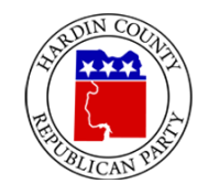 Hardin County Republican Party logo