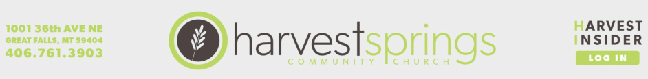 Harvest Springs Community Church logo