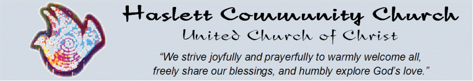 Haslett Community Church logo