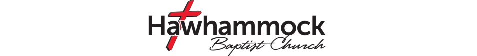 Hawhammock Baptist Church logo