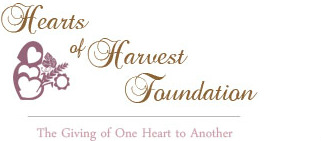 Hearts of Harvest Foundation logo