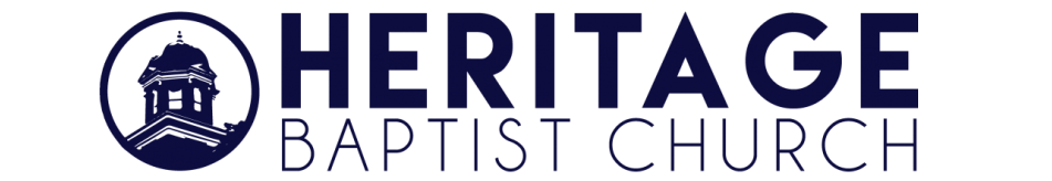Heritage Baptist Church - Little Rock logo