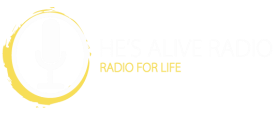 He's Alive Radio logo