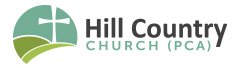 Hill Country Church (PCA) logo