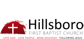 Hillsboro First Baptist Church logo