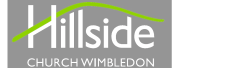 Hillside Church Wimbledon logo