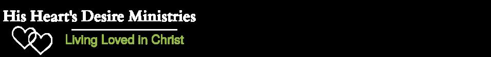 His Heart's Desire Ministries logo