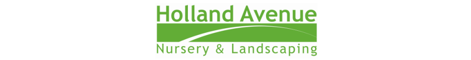 Holland Avenue Nursery and Landscaping logo