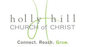 Holly Hill Church of Christ logo