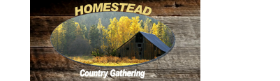 Homestead Country Gathering logo