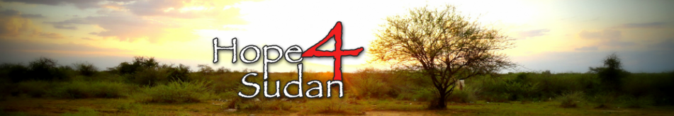 Hope4Sudan logo