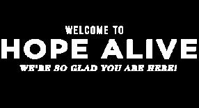 Hope Alive logo