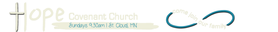 Hope Covenant Church logo