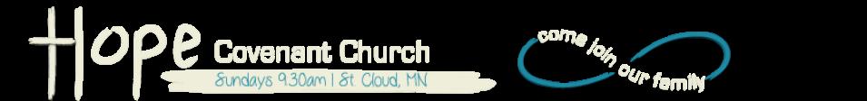 Hope Covenant Church logo