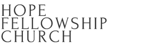 Hope Fellowship logo