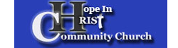 Hope In Christ Community Church logo