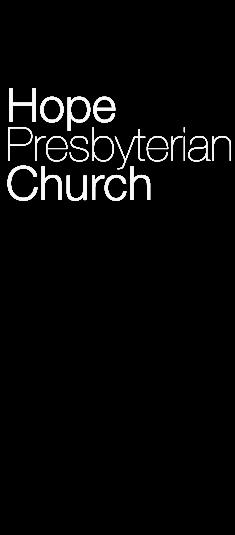 Hope Orthodox Presbyterian Church logo