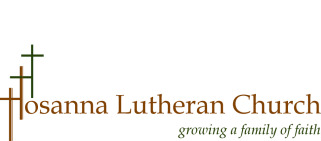 Hosanna Lutheran Church logo