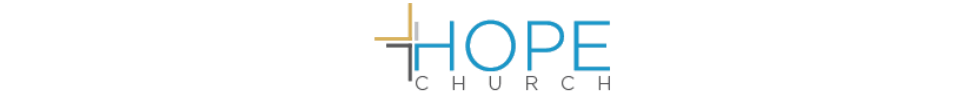 Hope Church - Hattiesburg, MS logo