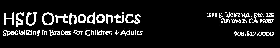 Hsu Orthodontics logo