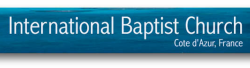 English-speaking International Church in the French Riviera logo