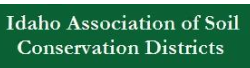 Idaho Association of Soil Conservation Districts logo