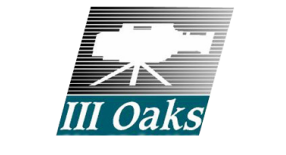 III Oaks video logo