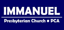 Immanuel Presbyterian Church (PCA) logo