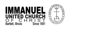 Immanuel United Church of Christ, Bartlett, IL logo