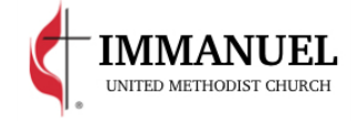 Immanuel United Methodist Church logo