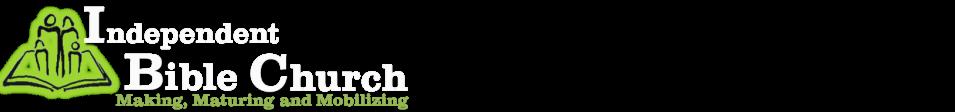 Independent Bible Church logo