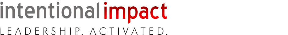 Intentional Impact logo