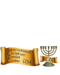 International Christian Zionist Center USA logo