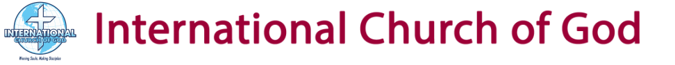 International Church of God logo