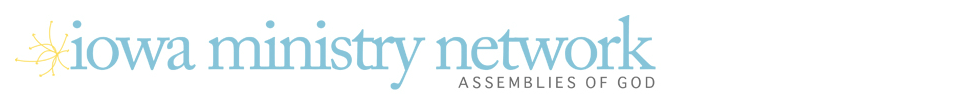 Iowa Ministry Network logo