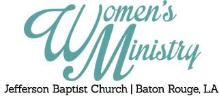 Jefferson Baptist Church Women logo