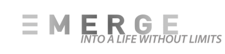 Emerge - into a life without limits logo