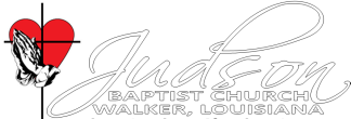 Judson Baptist - Walker, LA logo