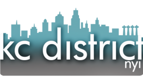 Kansas City District Nazarene Youth International logo