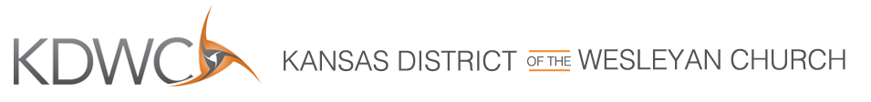 Kansas District of The Wesleyan Church logo