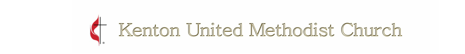 Kenton United Methodist Church logo