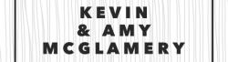 Kevin/Amy McGlamery Ministries logo
