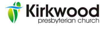 Kirkwood Presbyterian Church logo