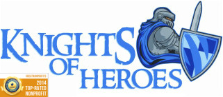 Knights of Heroes Foundation logo