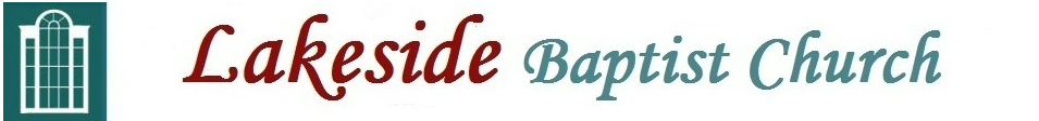 Lakeside Baptist Church logo