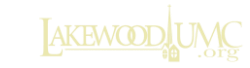 LakewoodUMC.org logo