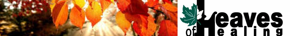 Leaves of Healing Tabernacle logo
