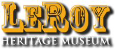 LeRoy Heritage Museum logo